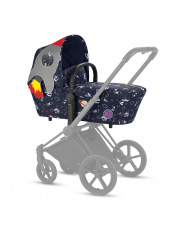 Люлька CYBEX PRIAM Carrycot Space Rocket by Anna K