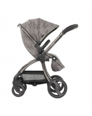 Коляска egg Stroller Camo Grey & Anodised Chassis