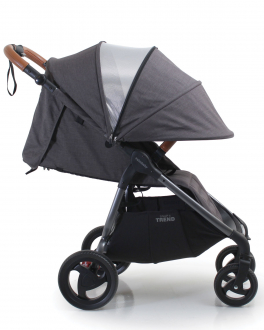 Прогулочная коляска Valco Baby Snap 4 Trend charcoal