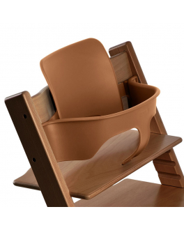 Сиденье Stokke Baby Set для стульчика Tripp Trapp Walnut Brown