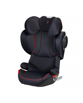 Кресло автомобильное CYBEX Solution Z-fix FE Ferrari Victory Black