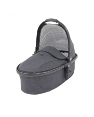 Люлька Carrycot Quantum Grey & Gun Metal Chassis