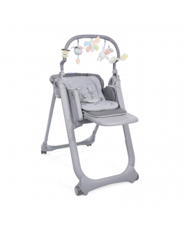 Стульчик POLLY MAGIC RELAX Graphite CHICCO