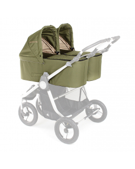 Люлька Bassinet для Indie Twin, Camp Green Bumbleride
