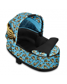 Люлька PRIAM III FE JS Cherubs Blue CYBEX